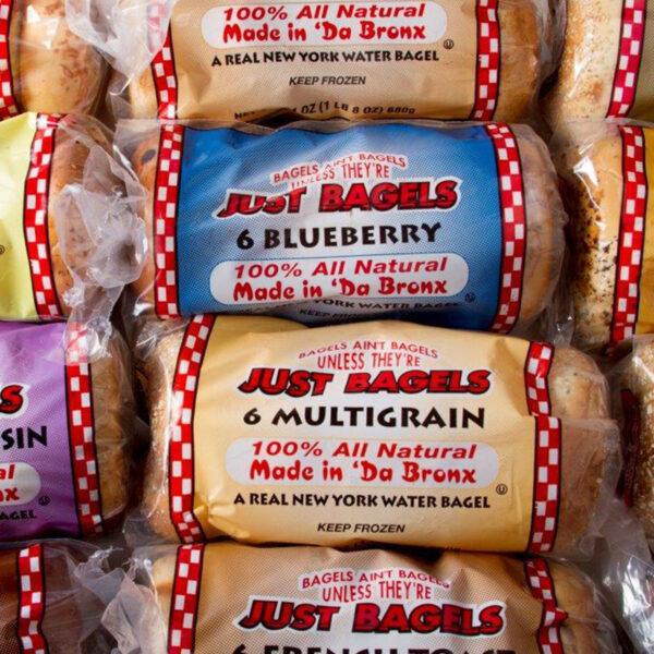 bagels 6 packs